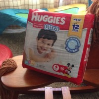 Community Grant from Huggies and Walmart